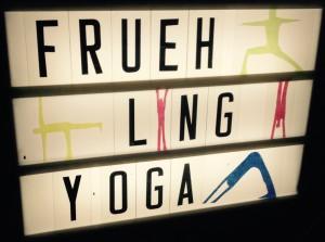 Frueling yoga
